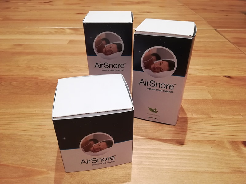 AirSnore box