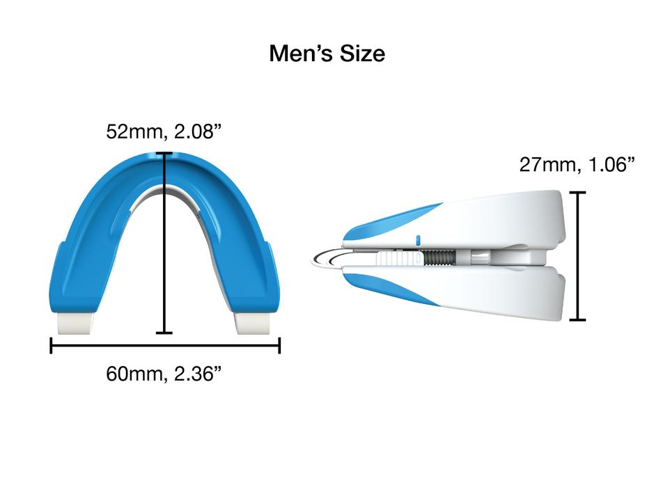 vitalsleep mens size
