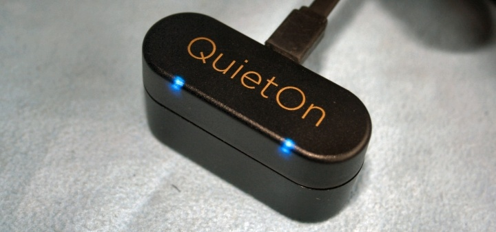 Great News If Your Partner Snores | QuietOn Sleep Review