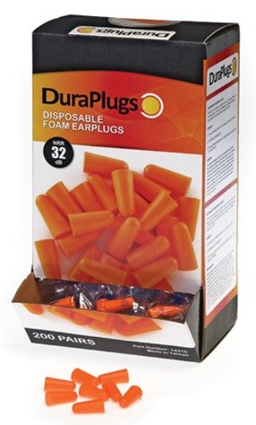 duraplugs earplugs