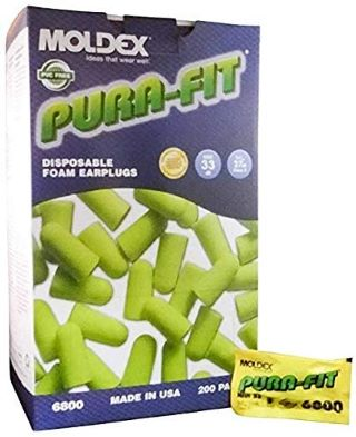 moldex 6800 pura-fit earplugs